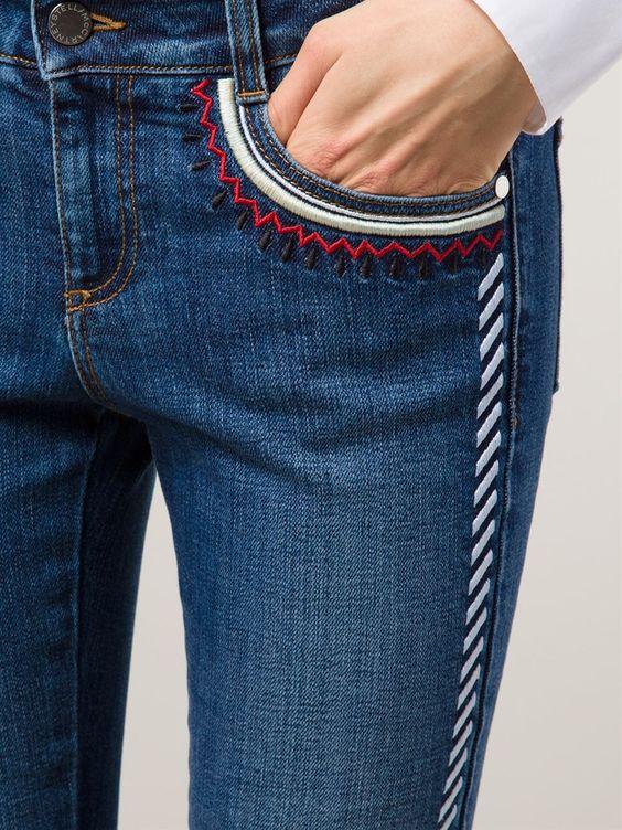 Stella Mccartney Calça Jeans Skinny - Marissa Collections - Farfetch.com: