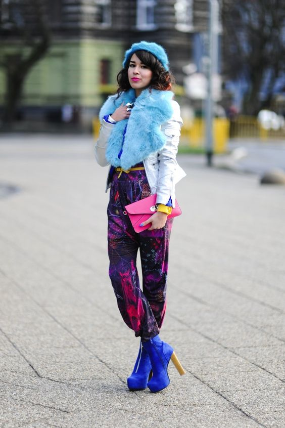 Tamara Gonzalez Perea. Fashion Blogger from Poland. Blog: MACADEMIAN GIRL.