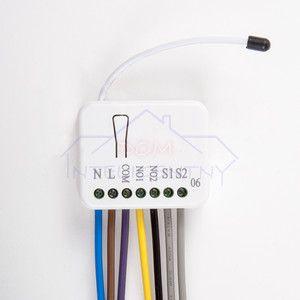 Moduł przełącznika 2x1,5 kW PAN06 http://dom-inteligentny.pl/ #inteligentne_instalacje