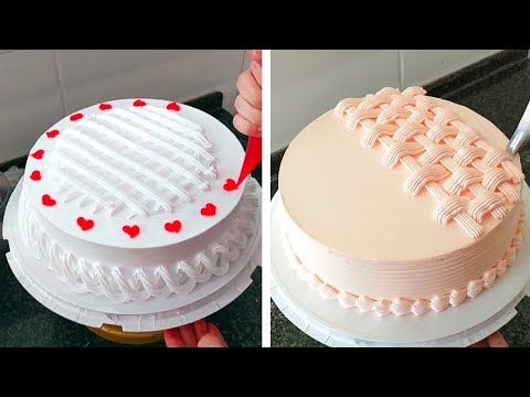 20 Amazing Cake Decorating Ideas For Party Easy Chocolate Cake