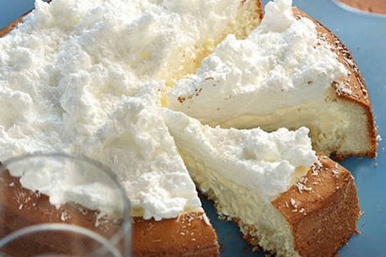 Receita de Torta Gelada de Coco com Abacaxi , Delicioso e fácil de fazer! Aprenda a Receita!