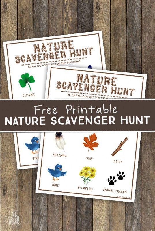 activities scavenger hunts and nature scavenger hunts on pinterest. Black Bedroom Furniture Sets. Home Design Ideas