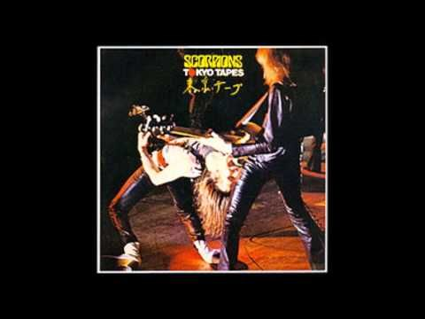 Scorpions- Tokyo Tapes (1978) FULL ALBUM (Vinyl Rip) - YouTube