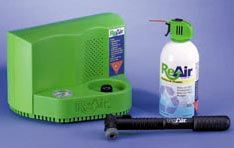 Save money with refillable compressed air canisters | TechRepublic