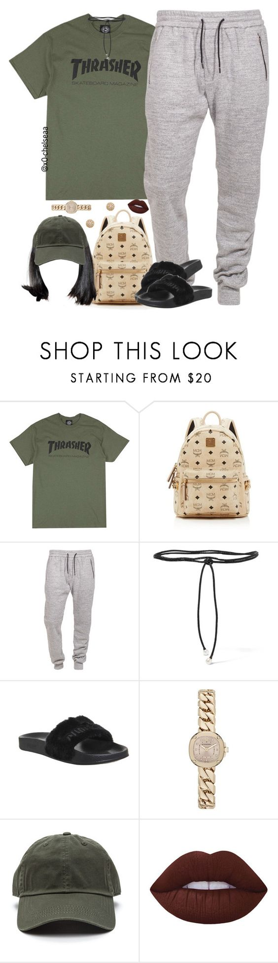 """thrashin' 