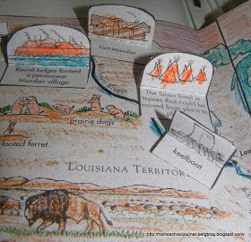 All Things Beautiful: Lewis and Clark and the Corps of Discovery, part 1: From St. Louis to Fort Mandan