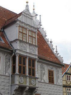 Ancien Hôtel de Ville, Celle, Basse-Saxe, République Fédérale d'Allemagne. | par byb64