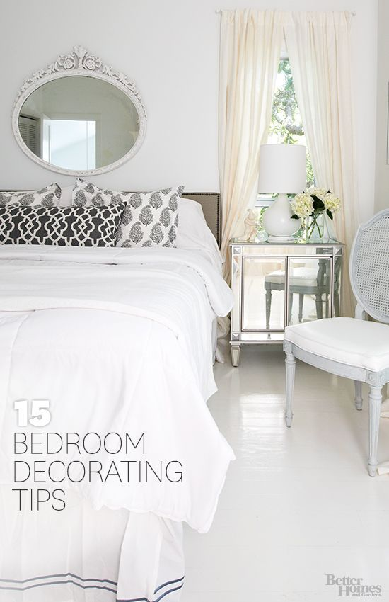 Bedroom decorating ideas bedroom decorating tips dreams for Make your dream bedroom