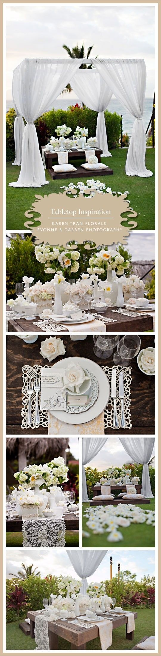Beautiful outdoor weddings