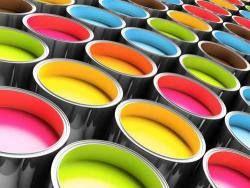 Fußbodenfarben seidenglänzend