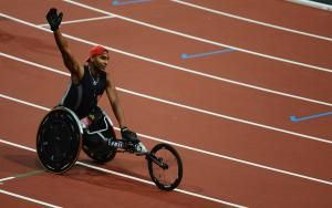 Walid Ktila of Tunisia won all four of the events he took part in over the three…
