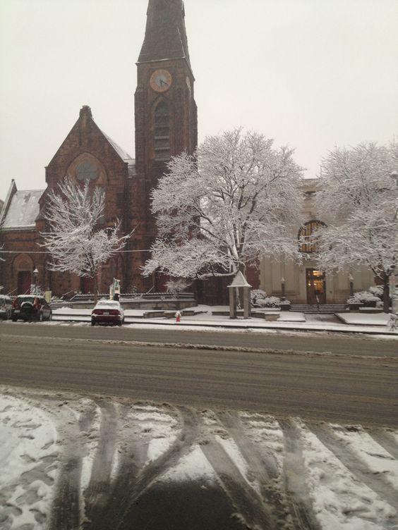 Northampton, MA  Feb 2012