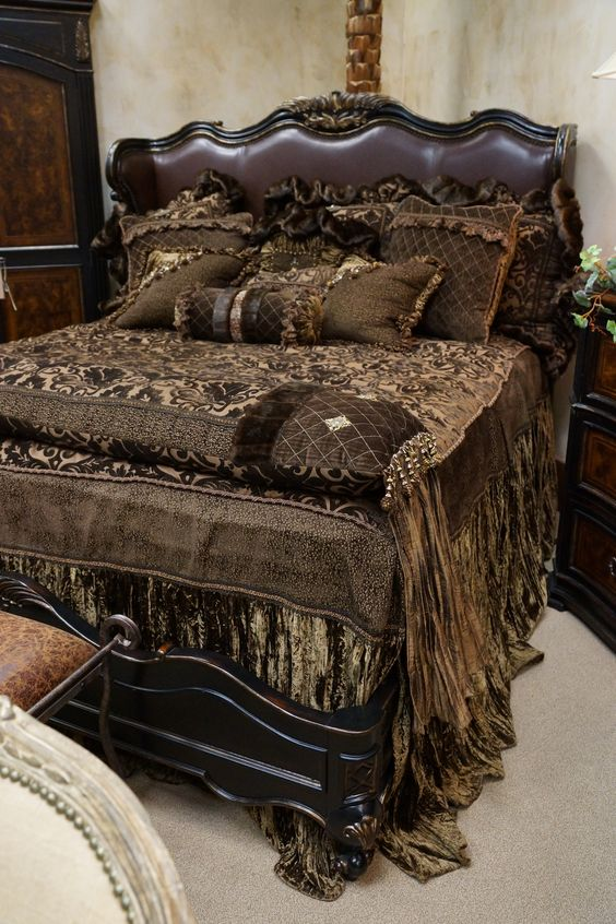 Best Reilly Chance Collection High End Luxury Bedding Diy 400 x 300