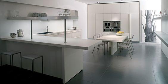 innovative kitchen design ideas galley kitchen renovation design ideas kitchen living room design ideas #Kitchen