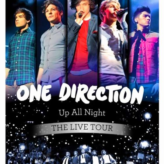 Who owns it? One Direction