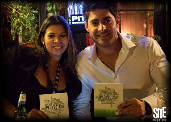 Cigarrillos Electronicos con Vania Bludau y Sebastian Lizarzaburu