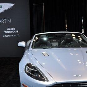 Luxury cars built in Britain