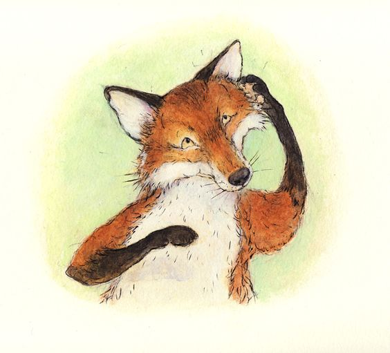 <*> RW. The Fox by Christopher Denise