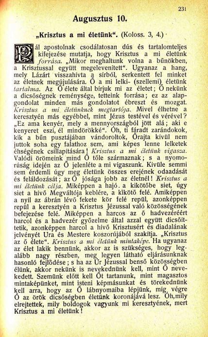 08.10 Spurgeon: Harmatgyöngyök...