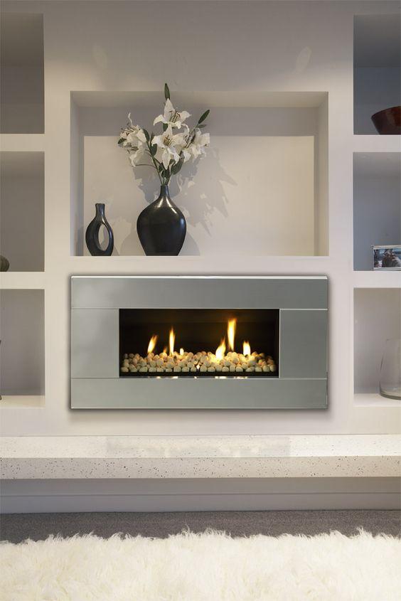 Escea ST900 Indoor Gas Fireplace More