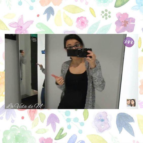 Bellezas... Hay nuevo vlog yuuujuuu... Acompañenme a buscar los jeans perfectos. Besitooooos!  #lavidadem #makeupbymh