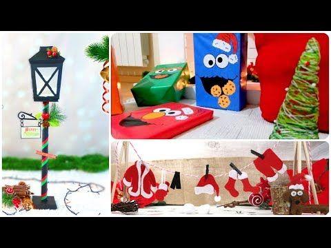 97 7 Manualidades Faciles Para Navidad Ideas Diy Para Decorar Y Regalar En Navidades Manualidades De Navidad Faciles Manualidades Manualidades Navidenas