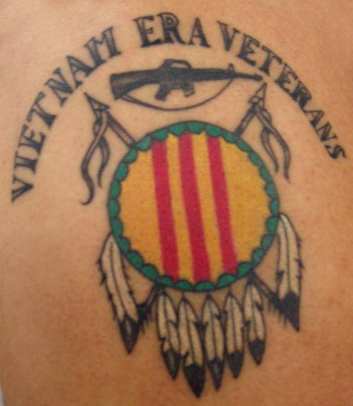 Vietnam Era Veterans Tattoo Sgt Grit Community Vietnam Era Veterans Vietnam Tattoo Us Army Tattoos