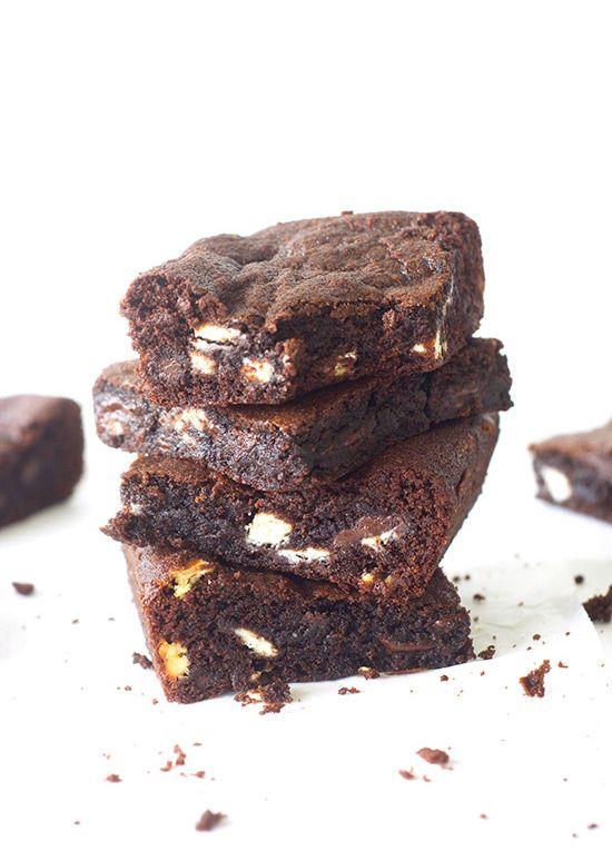 Triple Chocolate Chunk Cookie Bars | Bar, Chocolate and Blog
