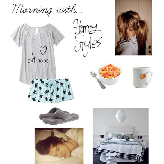 Morning with Harry