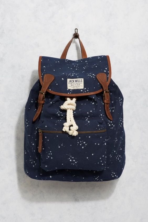 The Penrose Backpack   Jack Wills