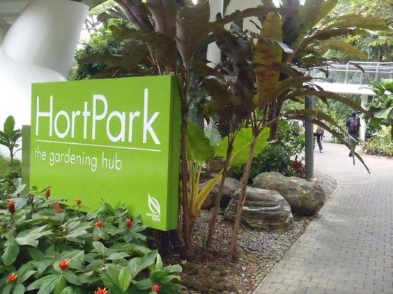 Công viên Hort nơi cung cấp các hoạt động giải trí, giáo dục