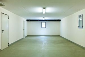 How to Scrub and Disinfect a Concrete Basement Floor