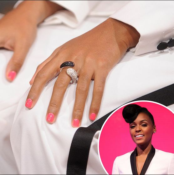 Janelle Monae: Things Wearable, Fan Lover, Janelle Monae Inspired, Trendy Global, Electric Lady, Lady Crushes, Stay Classy, Celebrity Nails
