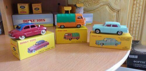 Vous Pouvez Obtenir Cette Voiture Dinky Toys Lot De 3 Dinky