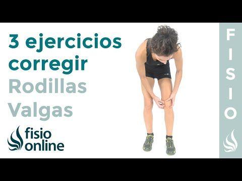 3 Ejercicios Para Corregir Las Rodillas Valgas O Rodillas En X Youtube Ejercicios Para Piernas Ejercicios Rodillas