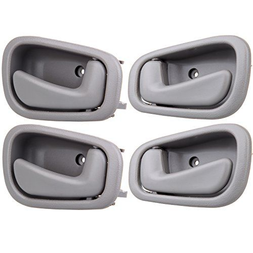 Eccpp Door Handles Interior Inside Inner Front Rear Passenger Driver Side For 1998 1999 2000 2001 2002 Toyota C Toyota Corolla Door Handles Interior Honda Logo