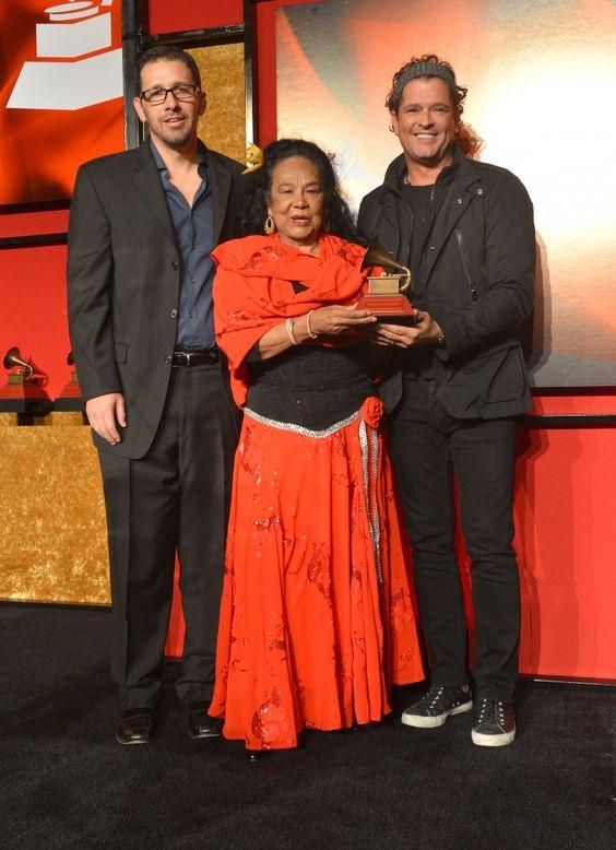 Sebastian Krys, Toto La Momposina y Carlos Vives: Awards Premios, Grammy Awards, As You, Especiales 2013, Colombia As, 14Th Annual, Annual Latin