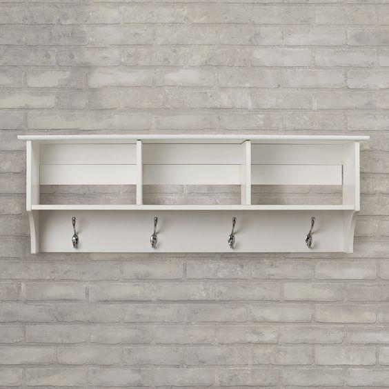 Mercury Row Entryway Shelf