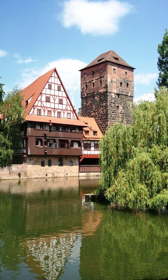 Nuremberg, Germany, Nürnberg, Deutschland, Henkerhaus, wein stadel, hangman's house, former wine depot, travel, photography, TS76