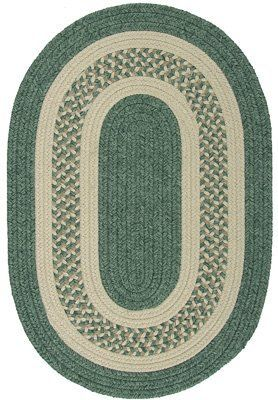 Monroe Braided Rug - Silverleaf 12' Roun by Colonial Mills. $799.00. The traditionally styled braided rugs of the Monroe collection add warmth and color to your home, and they look great in any room, inside or out. These rugs have a banded design that lends casual elegance to decorating.