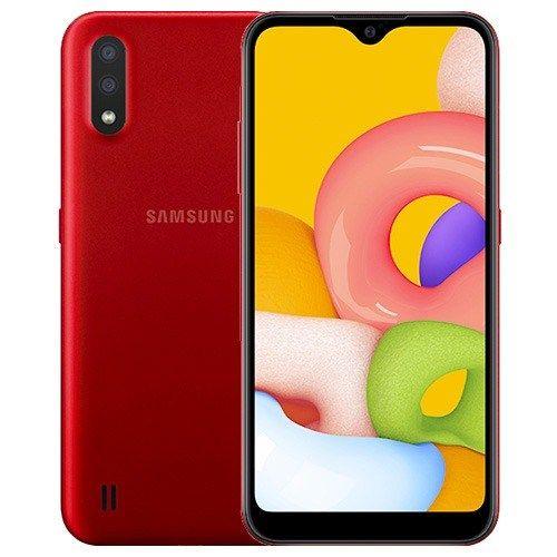 Samsung Galaxy A01 Samsung Galaxy Samsung Dual Sim