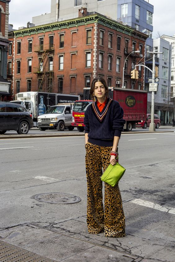 Leandra styles outfits for the progression of a relationship.