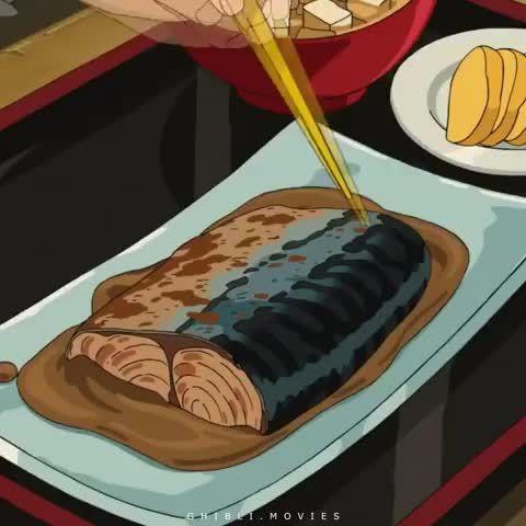 Ghibli Food Ghibli in 2020 Food Wind rises Ghibli