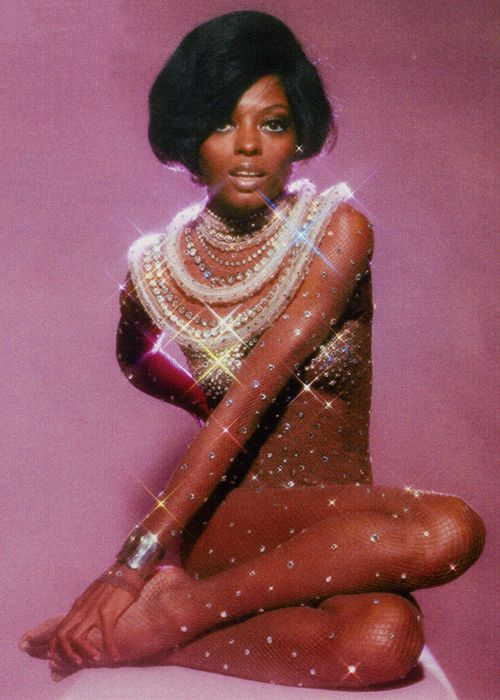 Diana Ross #banditparty #banditbabes #the2bandits