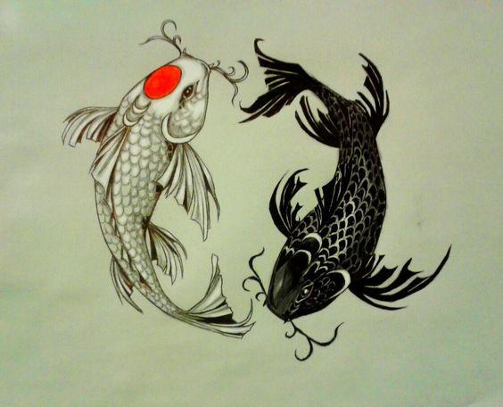 Carpes koi inspiration tatouages pinterest montres for Poisson carpe koi prix