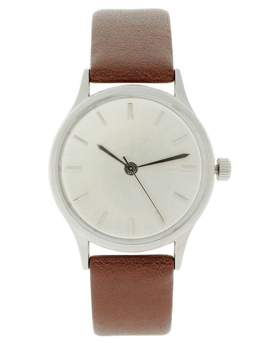 Simple watch. | http://men-watch-zion.blogspot.com