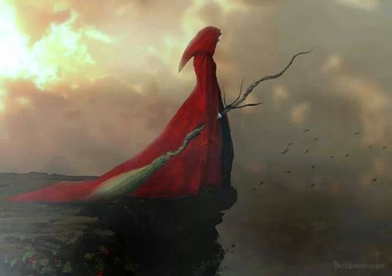 Red witch: