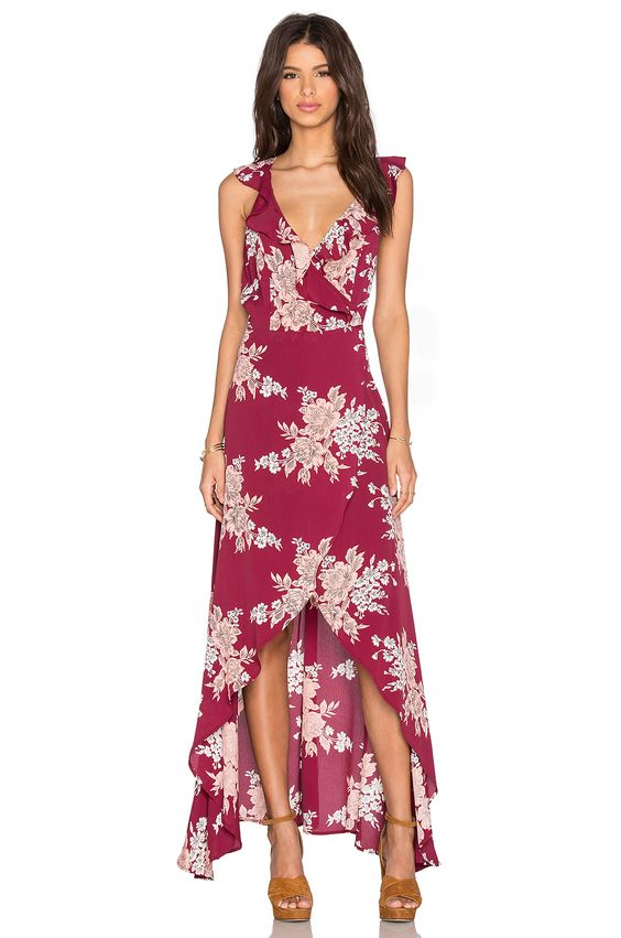 J adore long dresses rayon