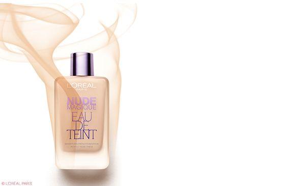 Nude Magique Eau de Teint von L'Oréal Paris - Für viele Eau de Parfums gibt es auch die leichteren Eau de Toilette Varianten. Das dachte sich auchL'Oréal und kreierte ein neues leichtes Make-up namens Nude Magique Eau de Teint. Nude Magique Eau de Teint vonL'Oréal Paris Hierbei handelt es sich, um eine Foundation mit einer inno... - http://www.vickyliebtdich.at/eau-de-teint/