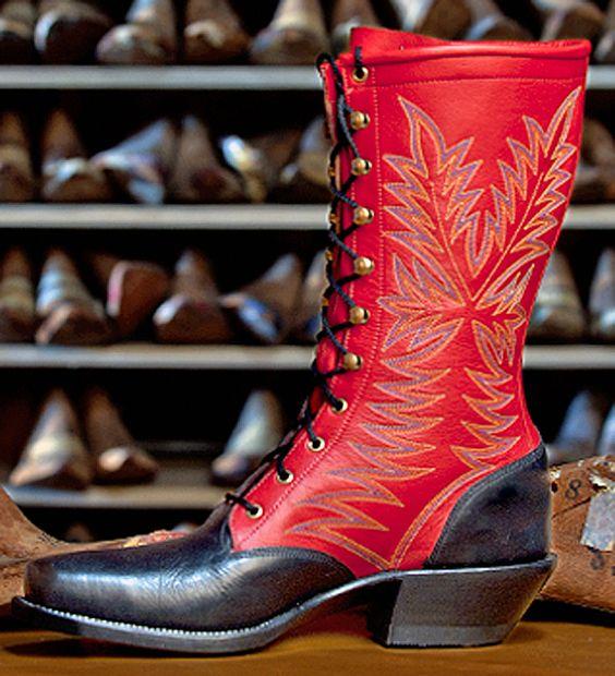 Paul Bond Boot Co. Nogales, AZ custom handmade cowboy boots. Our ...
